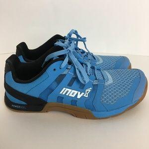 Inov8 Women's F-lite Blue Training Shoes (size 7)
